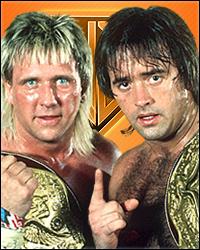Post image of Легенды 80х возвращаются на ринг WWE